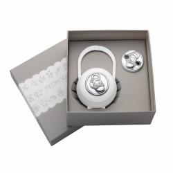Baby Pacifier Clip and Box