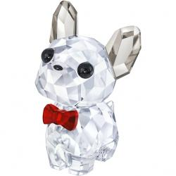 Puppy - Bruno the French Bulldog Swarovski Figurine