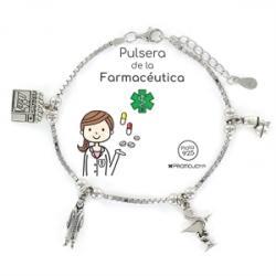 Pulsera Plata FARMACEUTICA