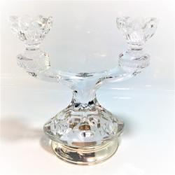 Crystal and Silver Home Decor