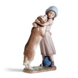 Lladro Porcelain Figurines