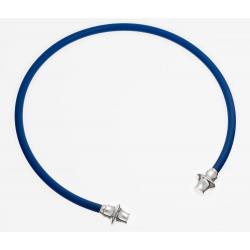Azabache Jet Silver Bracelet