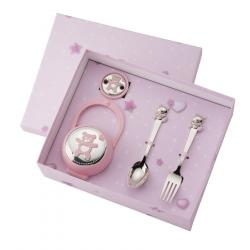 Baby Set - Pacifier and Tableware