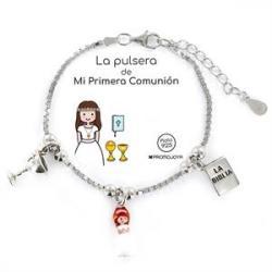 Pulsera Plata MI PRIMERA COMUNION