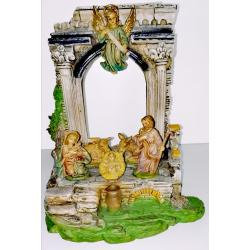 Holy Family Resin