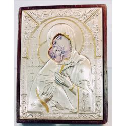 Silver Religious Icon