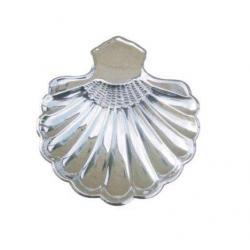 Silver Baptism Shell
