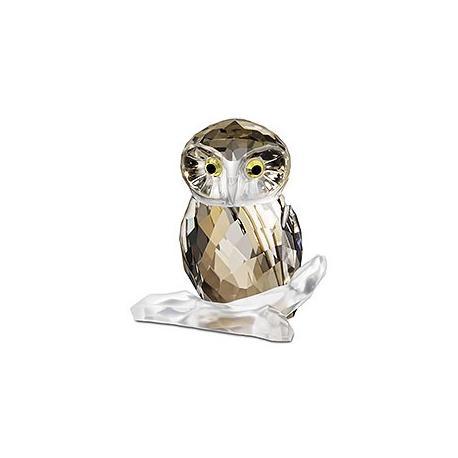 Owl Medium Silver Crystal-1003326-SWAROVSKI-www.monteroregalos.com-