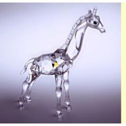 Baby giraffe Swarovski