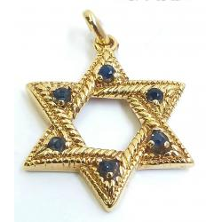 Gold Plated Silver Jewel
