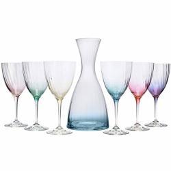 Wine Crystal Color Set