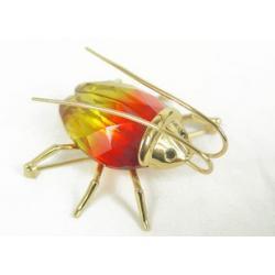 Amazar Fire-Opal Object Swarovski