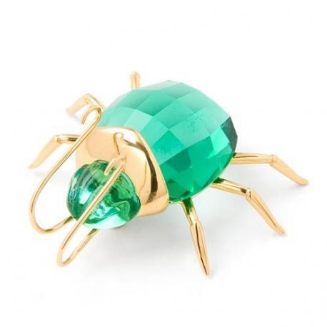 Large Aranos Light Emerald Beetle Swarovski -242410-SWAROVSKI-www.monteroregalos.com-