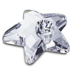 Crystal Star Candle Holder Swarovski