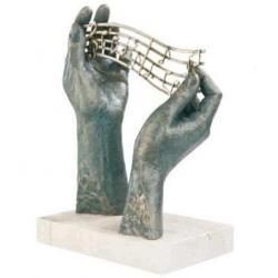 Figura Alegoría a la música - Edición Limitada
