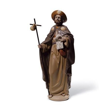 Saint James The Pilgrim-01012542-LLADRO-www.monteroregalos.com-