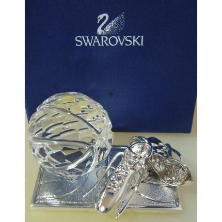 BASKET BALL TROPHY Swarovski -680504-SWAROVSKI-www.monteroregalos.com-