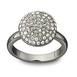 Maggy Black Diamond Ring Swarovski -1062633-SWAROVSKI-www.monteroregalos.com-