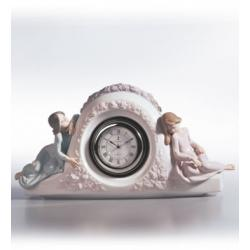 Reloj Sueños - Figura Lladró