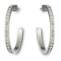 Now Round Pierced Earrings-1080283-SWAROVSKI-www.monteroregalos.com-