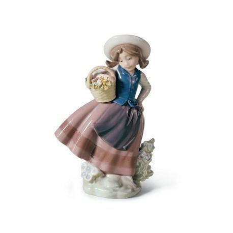 Linda con cesta-01005221
