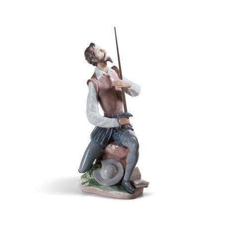 Don Quijote declamando-01005357