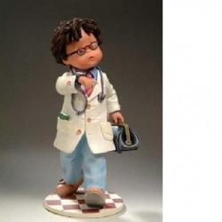 De mayor seré médico