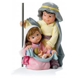 El niño Dios ha nacido - Pequeños Tesoros Nadal
