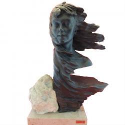 Borghese Bronze Sculpture