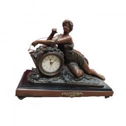 Soher Bronze Sculpture