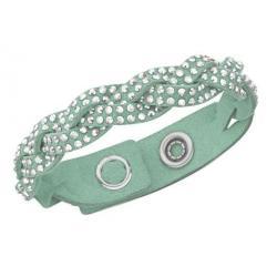 Slake Black Braid Bracelet