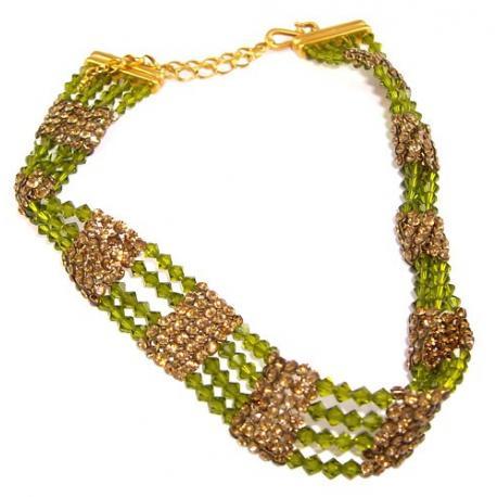 Collar Olivine -1507792