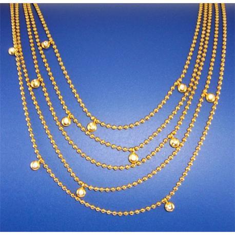 Chains Necklace Swarovski -1802040-SWAROVSKI-www.monteroregalos.com-
