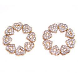 Heart Earrings Swarovski