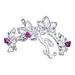 Orchids Swarovski Crystal
