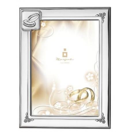 Marco alianzas boda aniversario 39927 - Marcos de plata para bodas ...