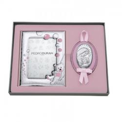 Silver Plated Baby Gift
