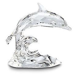 Figura Delfín Cristal Swarovski