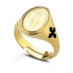 Icono Silver Mediterraneo Ring