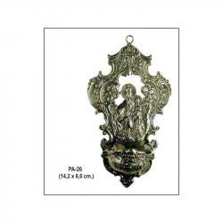Feliciano Silver Gift-PA026-FELICIANO ARTESANOS-www.monteroregalos.com-
