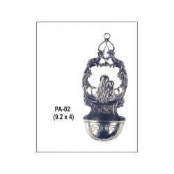 Feliciano Silver Gift-PA002-FELICIANO ARTESANOS-www.monteroregalos.com-
