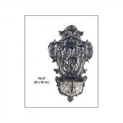 Feliciano Silver Gift-PA007-FELICIANO ARTESANOS-www.monteroregalos.com-