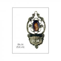 Feliciano Silver Gift-PA014-FELICIANO ARTESANOS-www.monteroregalos.com-