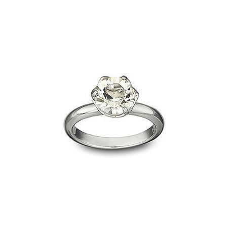Harlequin Rhodium Ring Swarovski -1030974-SWAROVSKI-www.monteroregalos.com-