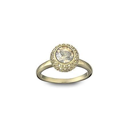 Flirt Gold Ring Swarovski -1023646-SWAROVSKI-www.monteroregalos.com-