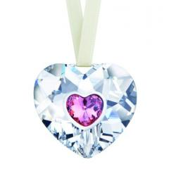 Ornament 2006 Annual Edition Heart Swarovski