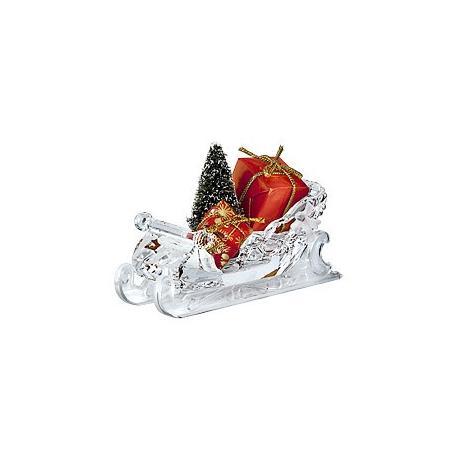 Christmas Santa's Sleigh Swarovski -205165-SWAROVSKI-www.monteroregalos.com-