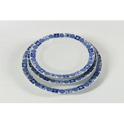 Celtic Porcelain Plate