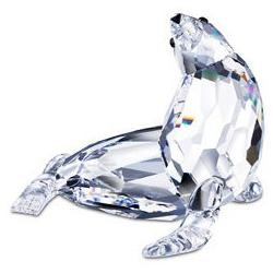 Mother Sea Lion Swarovski