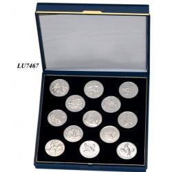 Silver Plated Wedding Coins